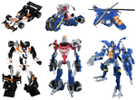 Renegades Digibash by Air-Hammer