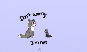 Don't Worry Boo by blackyball22