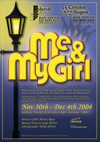 Me and My Girl Poster 2 by legley
