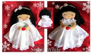 Snow White plush doll by annie-88