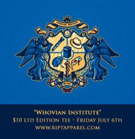Whovian Institute on RIPT by Winter-artwork