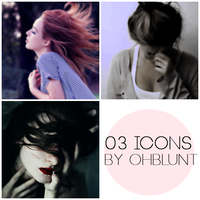 Icons Pack by OhBlunt
