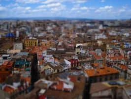 Tilt shift by levita