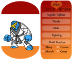 PKMNation:Angelic Fighter Ref by kiananuva12