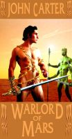 John Carter Warlord of Mars by ColdAngel2