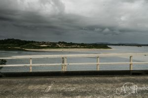 Between Forster  and Tuncurry NSW by AdaraRosalie