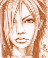 Uruha from Gazette by Mi-chi