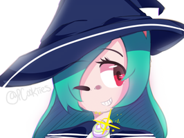 Witch by P-Cookiie