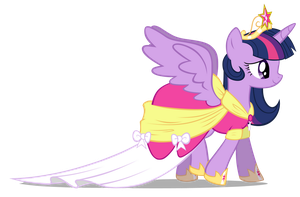Princess Twilight Sparkle by Pauuh