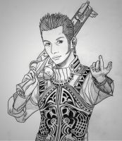 Balthier by Anghellic67