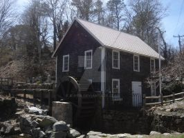 Old Mill by k-h116