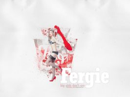 Fergie by peytonsworld