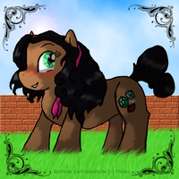 Pony Esmeralda by RIOPerla
