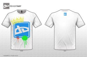 T-Shirt - Art King by CitizenXCreation