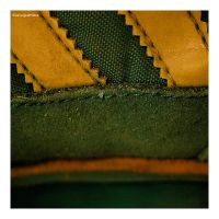 texture over foot by davespertine