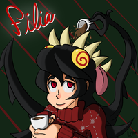 Christmas Filia by ITZ-M3-DAVE