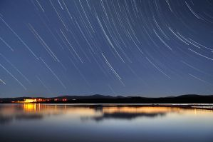 Startrails by sui400