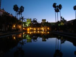 Balboa Park Night Walks by stephuhnoids