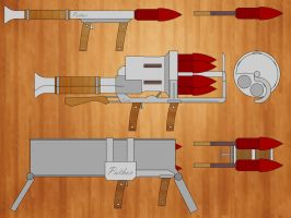 Pathor Rocket Launchers by Blaze-Drag