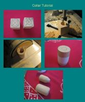 Wooden collar tutorial by fixinman