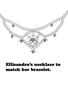Ellisandra's necklace by C-Hillman