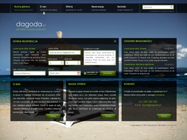Dagoda resort by Idered