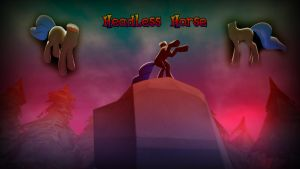[DL]Headless Horse by CobbaltCO