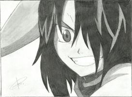Wrath's Drawing by Val3riao0o