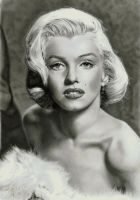 Marilyn Monroe by MITSUO2
