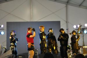 Resident Evil Operation Raccoon City Cosplay by Avereal