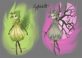AoH :: Sylphlette by Oseike