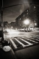 Upper westside at night 2 by stareater