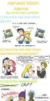 Harvest Moon Meme by TheLaughingLibra