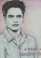 Breaking Dawn - Edward Cullen by AshTwin