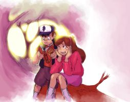 Gravity Falls by shonen-shonen