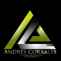 Andres Corrales Logo by zocafx
