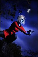 Andorian On A Mission by Anthropix