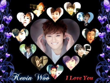 Its Kevin Woo For You!~ by crystalSHINee4evr