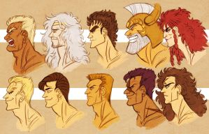 fotns - profiles by spoonybards