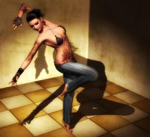 The Dancer - Pose 5 by Afina79