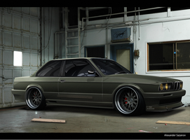 BMW 3er by AS001