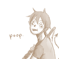ANE- Poop by annit-the-conqueror