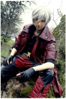 Dante - Devil May Cry by ShamanRenji