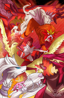 Flamin' Valor by CatCrossing