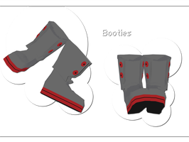 Booties DOWNLOAD by xkyarii
