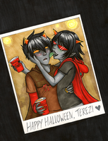 HALLOWEEN MEMORIES by Digital--Love