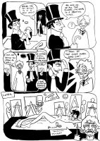 Holmes' lesson in art by elina-elsu