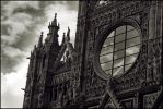 cathedral by Spaceache