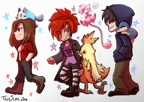 Follow the Leader! - Miscomunication Commission by TalaSeba