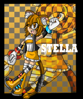 Stella the cat by SugarCokkie